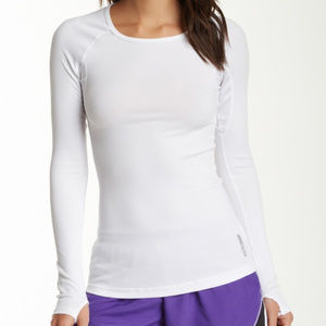 ASICS Belleterre Long Sleeve Tee Sports Small